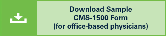 Download Sample CMS-1500 Form for KEYTRUDA® (pembrolizumab) 100 mg for Office-Based Physicians